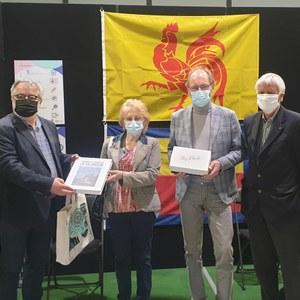10000e vacciné à Huy
