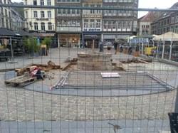 Bassinia, les travaux débutent Grand-Place