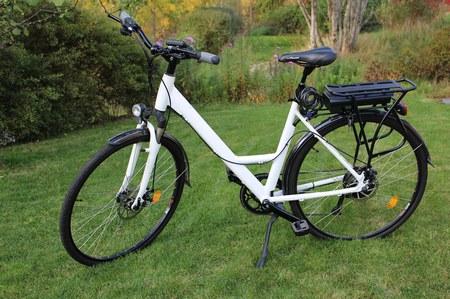 Des vélos électriques pour les gardiens de la paix
