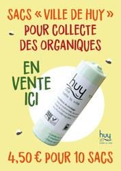 collecte organiques affichette