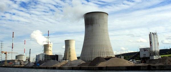Entreposage de combustible usé - Demande de permis d'urbanisme de la Centrale nucléaire