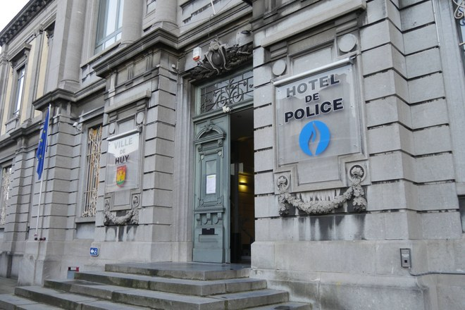Hôtel de Police - Nouvel horaire