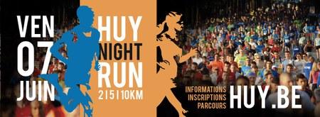 Huy Night Run/Mesures