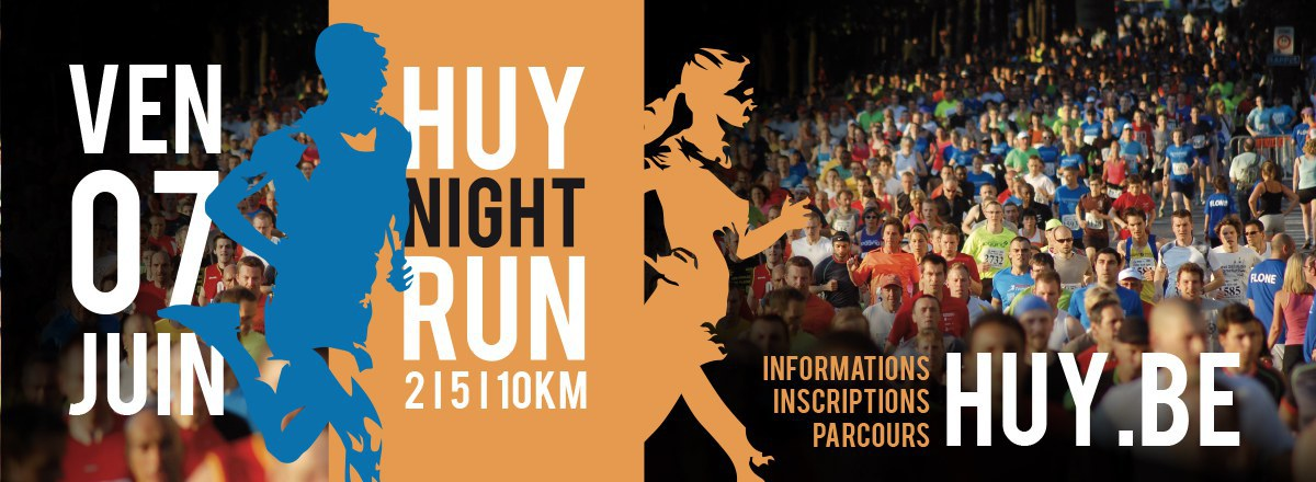 Huy Night Run/Mesures