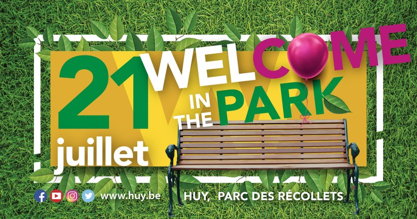 Mesures circulation pour Welcome in the park