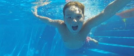 Ouverture d'une école de natation à la piscine