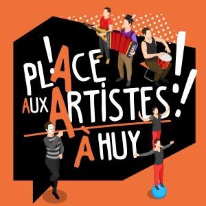 Place aux artistes - Appel aux artistes !