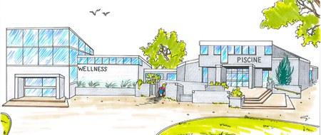 Plan piscine : un projet ambitieux qui sera concrétisé en quatre phases