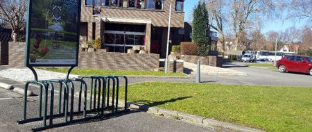 Plus de capacité de stationnements sécurisés vélos à Huy