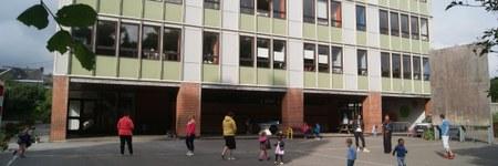 Rénovation de l'école d'Outre-Meuse