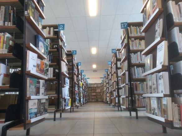 Réouverture de la Bibliothèque le 19 janvier