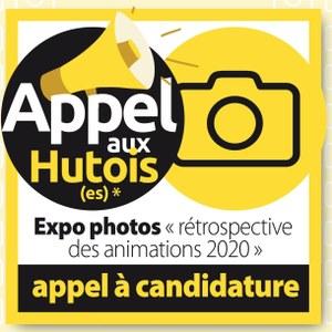 Rétrospective photographique 2020: appel à candidatures