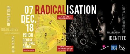 Sensibilisation à la radicalisation