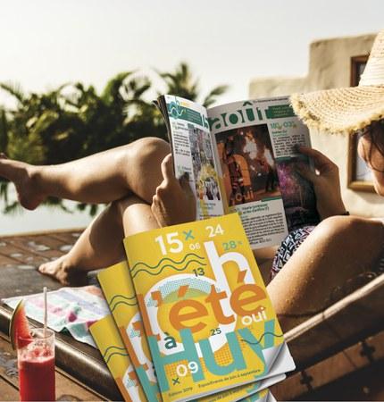 Téléchargez le guide de l'été!