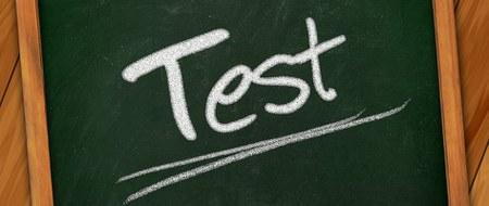 Test sur la RN 90