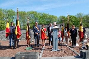 Commémorations 8 mai 2016