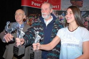 Trophées et Mérites sportifs 2016