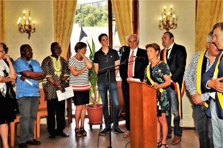 58e anniversaire de l'indépendance du Congo - 2018