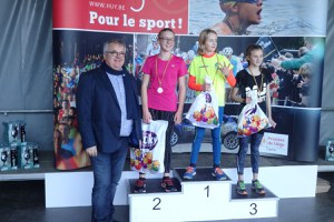 Cross Ste-Catherine 2018 - Podium