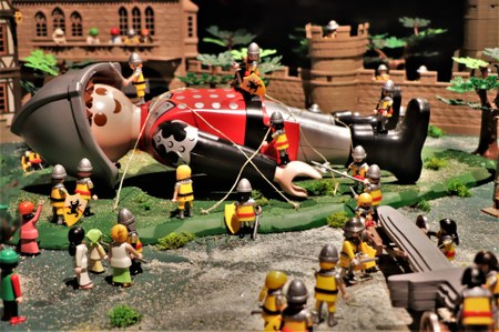 Exposition Playmobil® Septennales
