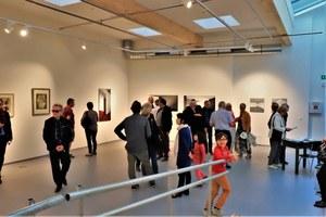 Galerie Juvénale - Espace place Verte Inauguration