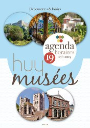 MUSÉES brochures feuillet event 2019 site