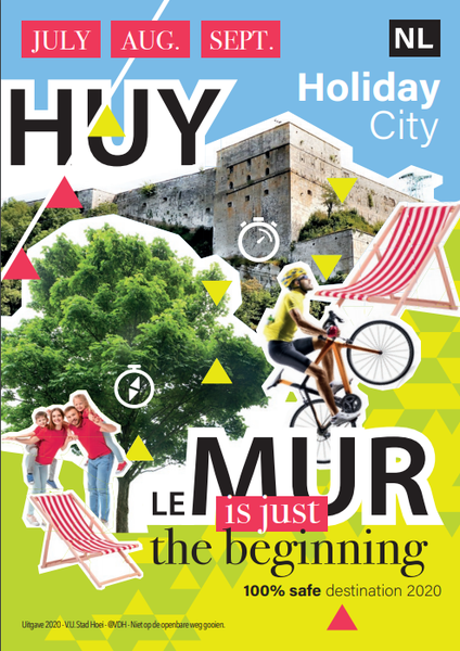 Gids 2020 Le Mur is the beginning - Holiday City
