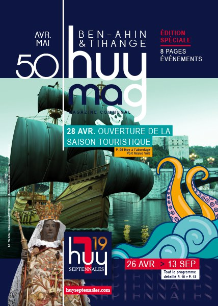 HUY MAG 50 2019 cover site