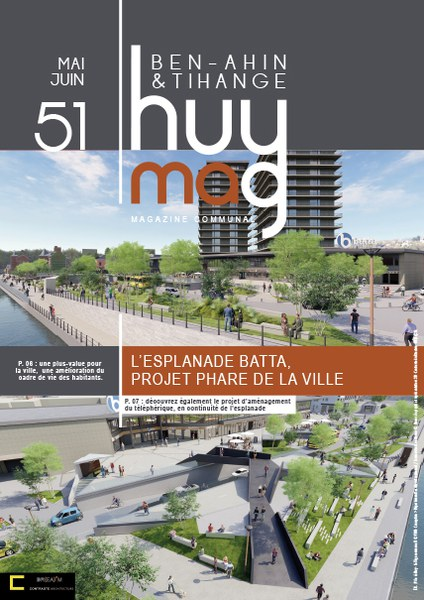 HUY MAG 51 2019 cover site