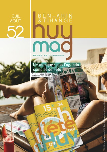 HUY MAG 52 2019 cover site